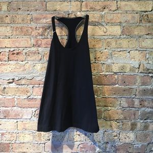 lululemon athletica Tops - Lululemon black razor back tank size 6