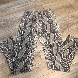 DVF Benett Two Silk Pants