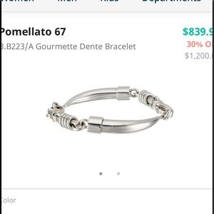Jewelry - Pomellato 67 collection