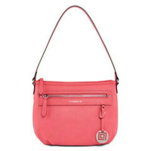 afaa9b58754 Liz Claiborne Bags   Jess Top Zip Shoulder Bag   Poshmark