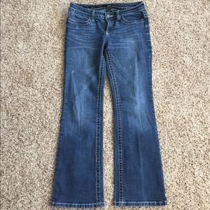 A.n.a. Boot Cut Jeans Size 6 Short