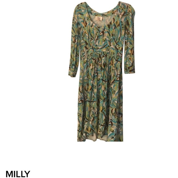 Milly Cotton Dress