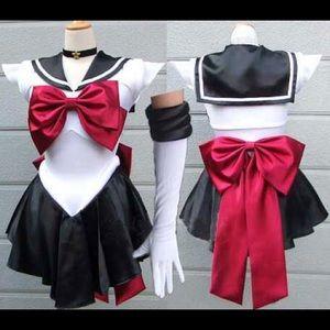 Dresses & Skirts - *UNAVAILABLE* Sailor Pluto Costume (Small/ Medium)