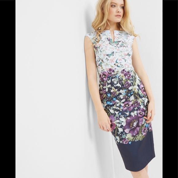 104e001d2639f8 TIHA Entangled Enchantment bodycon dress