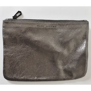 Marc Jacob's Leather Cosmetic Pouch