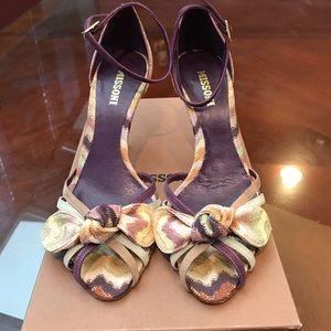 Missoni shoes Sz 36,5
