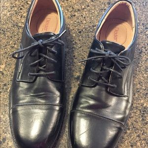 Other - Men's Dexter Black Dress Shoe. Worn Once. Size 13.