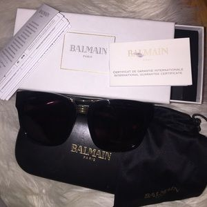 100% AUTHENTIC BALMAIN SUNGLASSES