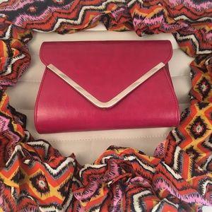 Handbags - Clutch & Scarf Set!
