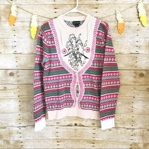 Alex Stevens Sweaters Hairy Chest Ugly Christmas Sweater Poshmark