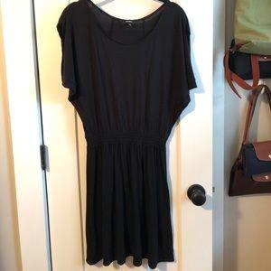 Express black cotton dress size XS