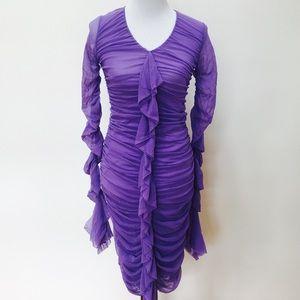 Jean Paul Gautier Mesh dress