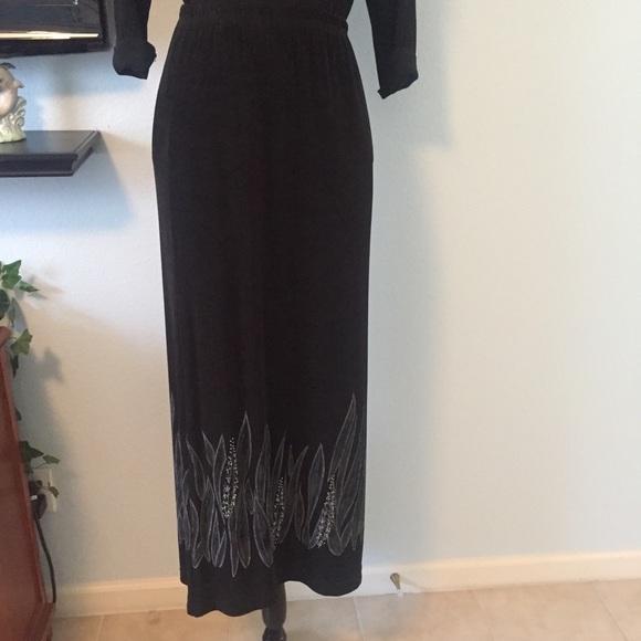 76f7b36b71 Susan Graver Skirts | Liquid Knit Skirt Size Med | Poshmark