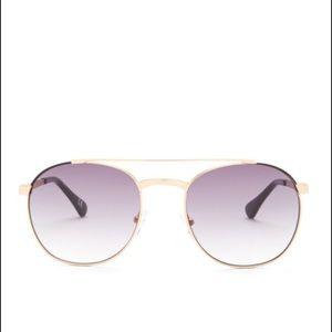 * Diane von Furstenberg * Sunglasses Round