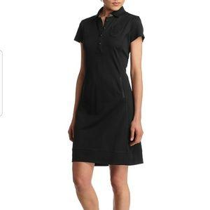 NWT Hugo Boss Polo dress black Size XS