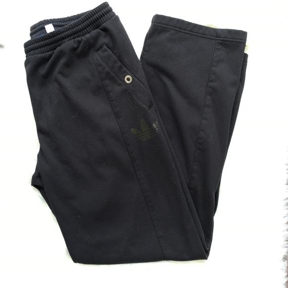 Adidas Pants Mens Black Sweatsuit Poshmark
