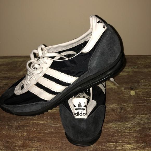 le adidas black scarpe taglia 75 uomini poshmark