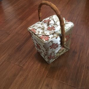 Handbags - Take box handbag