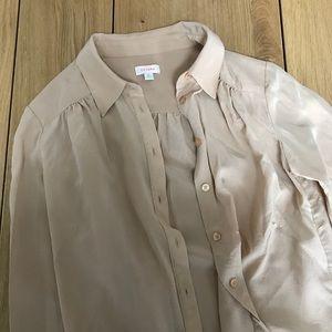 ✨Flash Sale✨ Cuyana Silk Blouse (Reposh)