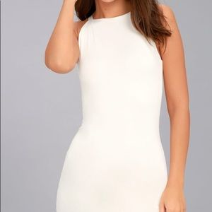 Dresses & Skirts - White Bodycon Dress NWT sz S