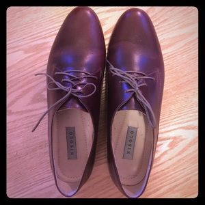 Nisolo Oliver Oxfords size 9.5