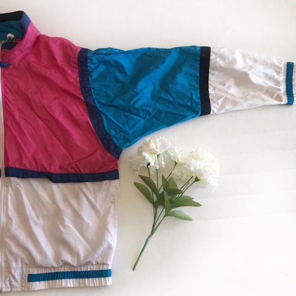 Vintage DEADSTOCK AMANDA SMITH Sport  1990s Windbreaker