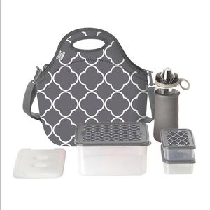 Other - Built NY 10 piece lunch bag set