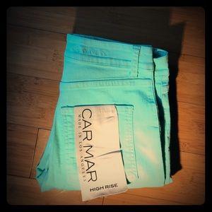 LF Carmar jeans 28 mint color