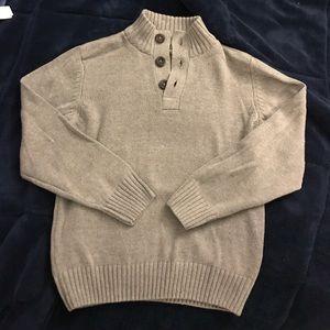 Boys grey sweater size 5/6