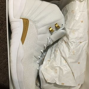 premium selection dd9cd ac316 Nike Shoes - 💯RESERVED Air Jordan 12 OVO size 13