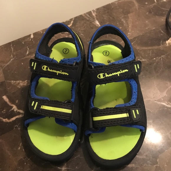b4c289bfdfbe6 Champion Other - CHAMPION Sandals Size 7 Toddler