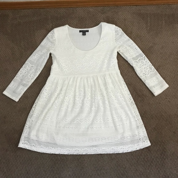 28234f2747b2e A Pea in the Pod Tops | White Lace Maternity Top | Poshmark
