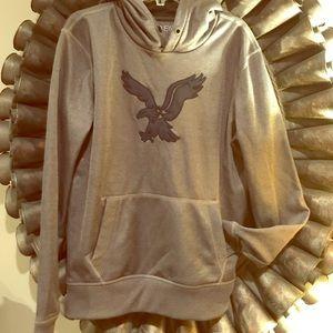 American Eagle 🦅 hooded sweatshirt. Like new.