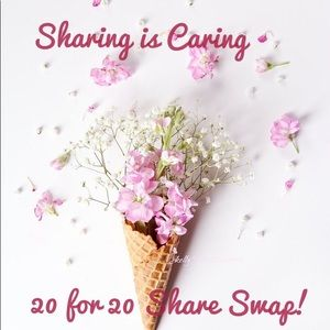 The 20 for 20 Share Swap