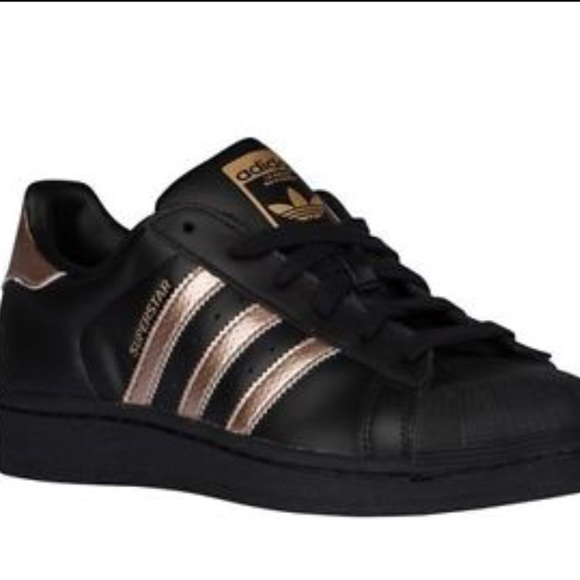 Adidas Superstar Originals (blackrosegold)