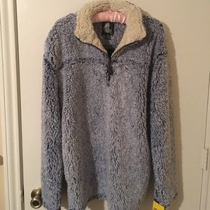 Arctic Point Sweaters - Arctic Point Sherpa Pullover Like True Grit Style 4f3e05f79