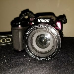 Other - Nixon coolpix B500