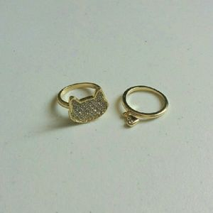 CAT with collar ring set