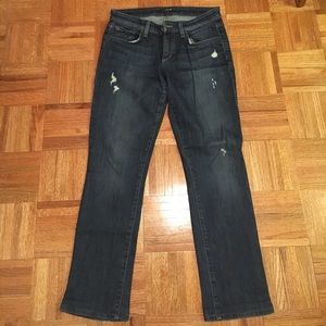 Joe's Jeans with Distressed Detail