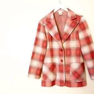 Vintage 1970s K-mart Label Women's Blazer EUC M