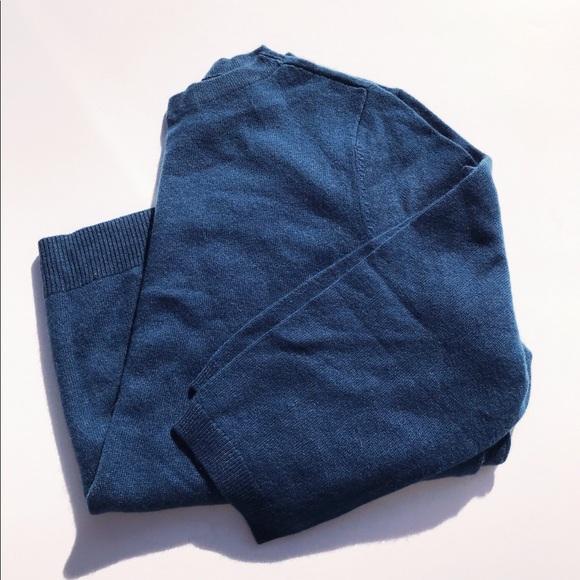 69% off Talbots Sweaters - NWOT 2X dark teal Talbots pure cashmere ...