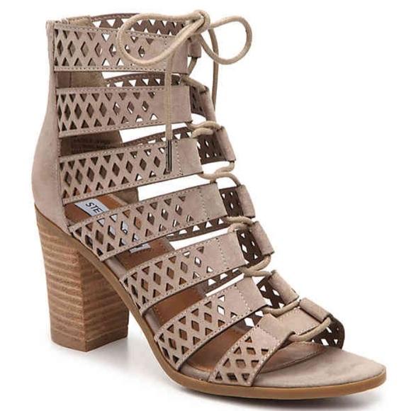 4b5746e8d2bc Gladiator Heel Sandal. M 59f68417ea3f36b3cc088b52