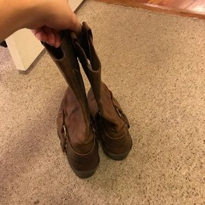 97c5eeb01a4 Western Boots from Target - like Frye