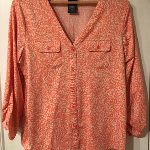 Covington tunic top