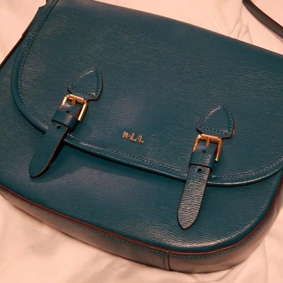 lauren ralph lauren saddle bag ralph lauren blue tote bag