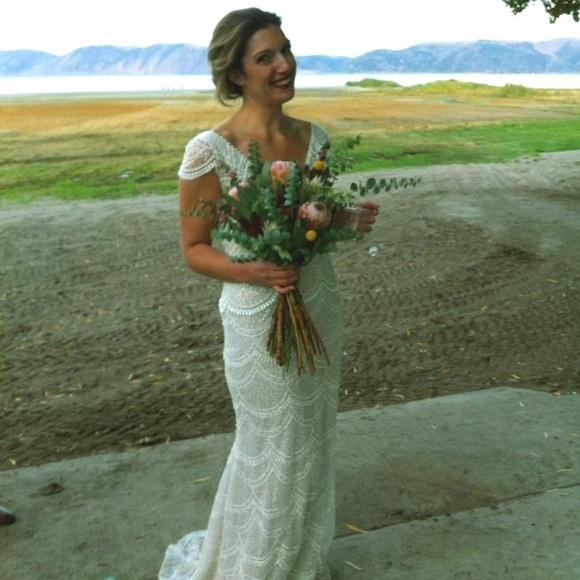 Lihi Hod Dresses Designer Wedding Dress Morielle Dress Poshmark