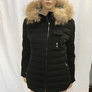 e714e2bc87 Bogner Jackets   Coats - Bogner ski coat fur hood size large black