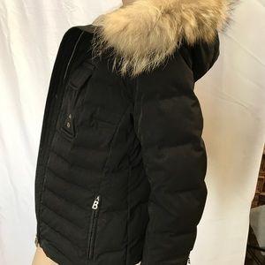 382630d11833fc Bogner Jackets & Coats | Ski Coat Fur Hood Size Large Black | Poshmark