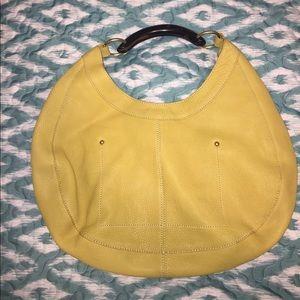 Jcrew Borge Garveri leather hobo purse