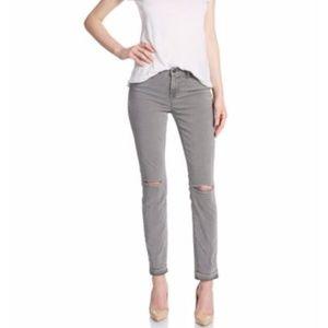 New! J Brand Silver Fox skinny jeans size 31